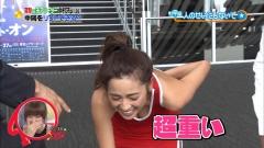 中村アン「PON!」谷間チアリーダー画像5