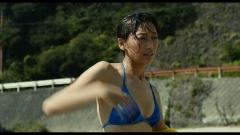 杏「真夏の方程式」紐ビキニ画像2