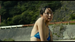 杏「真夏の方程式」紐ビキニ画像3
