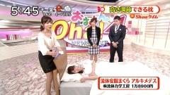 内田敦子と加藤多佳子胸チラブラチラ画像1