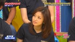 上戸彩VS嵐Tシャツ巨乳画像4