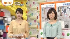 加藤綾子めざましTVおっぱい画像5
