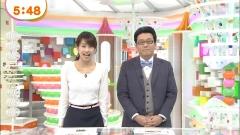 加藤綾子めざましTVおっぱい画像6