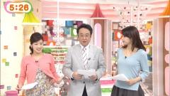 加藤綾子カトパンめざましテレビおっぱい画像2