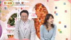 加藤綾子カトパンめざましテレビおっぱい画像4