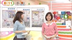 加藤綾子カトパンめざましテレビおっぱい画像6