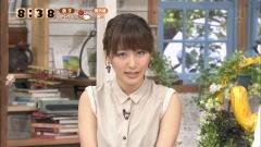 枡田絵理奈いっぷく!太ももミニスカ画像6