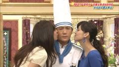 倉科カナ横乳キス画像