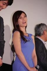 深田恭子ムチムチ舞台挨拶画像4