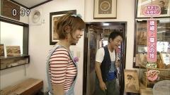 大島麻衣パン線横乳画像5