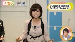 曽田麻衣子アナおっぱいポロリ画像1