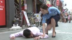 堀北真希婦人警官の脇画像3