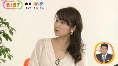 長野美郷ミニスカ透け透け勝負服画像2