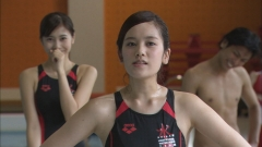 筧美和子水球ヤンキース競泳水着画像1