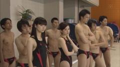 筧美和子水球ヤンキース競泳水着画像2