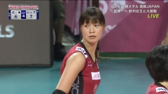 木村沙織ワールドグランプリ2014画像4