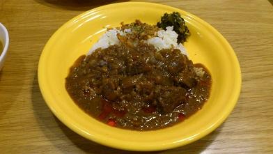 榧ノ森カレー食堂 (11)