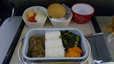 台湾 機内食 (3)