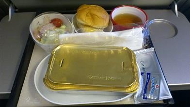台湾 機内食 (4)