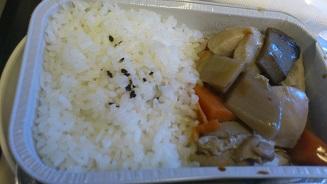 台湾 機内食 (5)