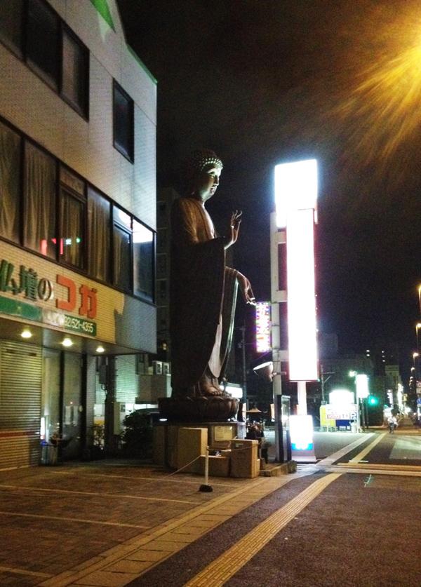 福岡の大仏