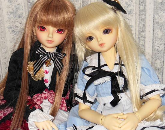 アリスとウサギ