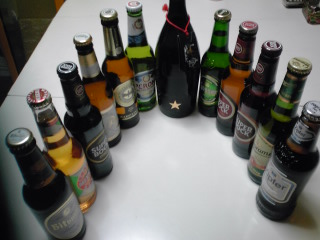 世界のビールたち