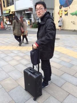 モンクレール表参道にて
