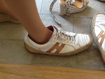 靴29センチ