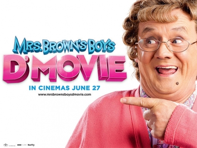 MRS BROWN 2