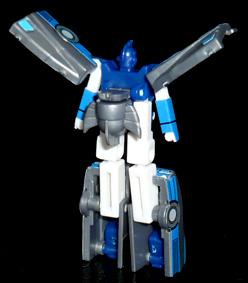 シルバーナイツ 星の騎士 スターシルバー ロボットモード
