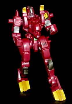 ティラノソルジャーR ロボットモード