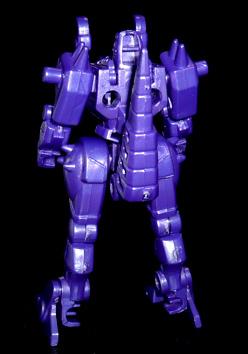 ティラノソルジャーV ロボットモード