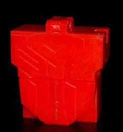 トランスフォーマーリベンジ 特製タブレットケース レッド
