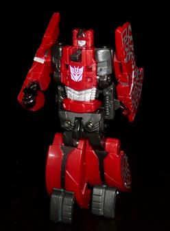 ディセプティコン 特殊破壊兵 ランブル ロボットモード