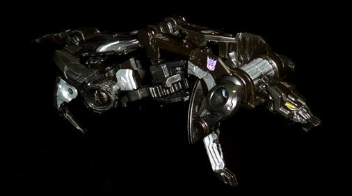 ディセプティコン 諜報破壊兵 ラヴィッジ ビーストモード