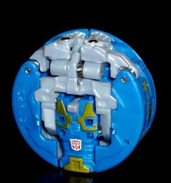 オートボット 情報員 リワインド データディスクモード