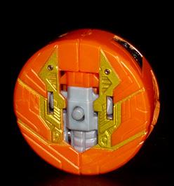 オートボット スパイ サンドル データディスクモード