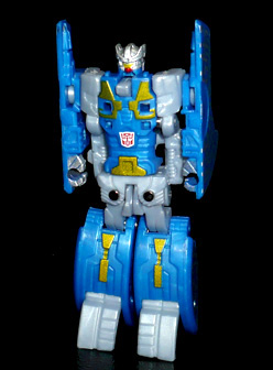 オートボット 情報員 リワインド ロボットモード