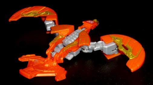 オートボット スパイ サンドル ビーストモード