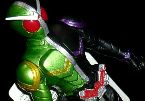 仮面ライダーダブル サイクロンジョーカー