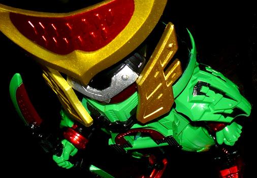 仮面ライダー鎧武 スイカアームズ ヨロイモード