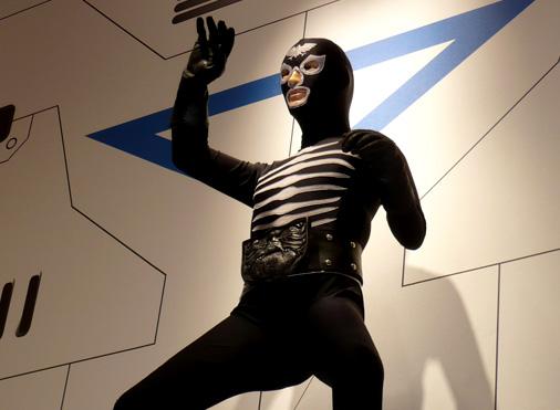 ナムコアクションミュージアム 東映ヒーローワールド ショッカー戦闘員