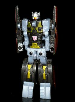 オートボット 監視員 イジェクト ロボットモード