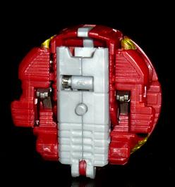 オートボット 戦士 ラムホーン データディスクモード