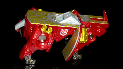 オートボット 戦士 ラムホーン ビーストモード