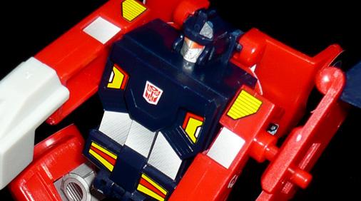 サイバトロン 作戦騎士 ブレイバー ロボットモード