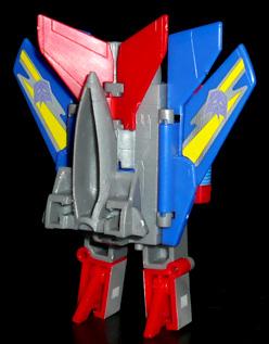 デストロン 宇宙航空参謀 ハイドラー ロボットモード