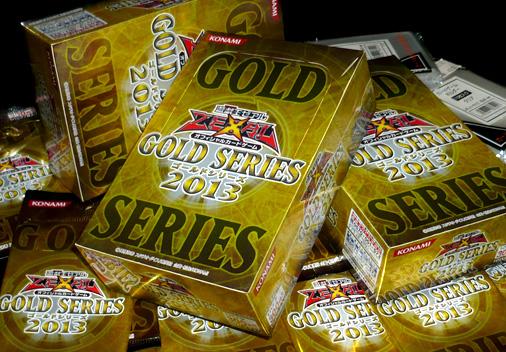 遊戯王ゼアル オフィシャルカードゲーム GOLD SERIES 2013