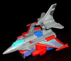 デストロン 宇宙航空兵士 バスター 合体モード